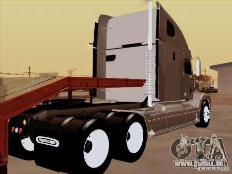 Freightliner Century ST pour GTA San Andreas vue de droite