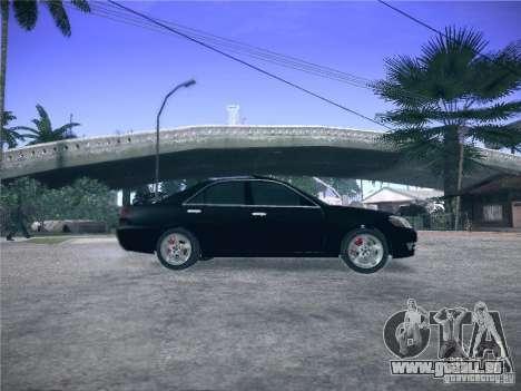 Toyota Mark II Grande für GTA San Andreas linke Ansicht