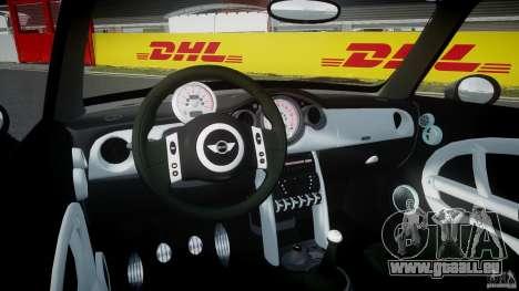Mini Cooper S pour GTA 4 est un droit