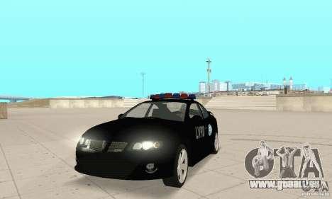 Pontiac GTO 2004 Cop für GTA San Andreas