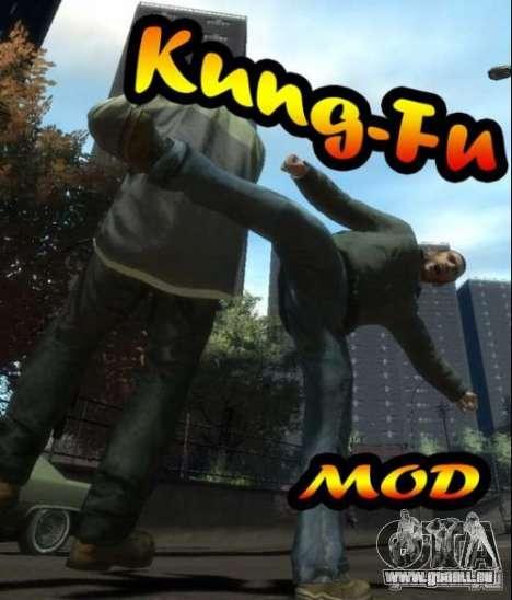 Kung-Fu MOD für GTA 4