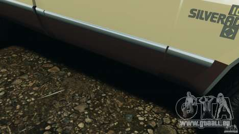 Chevrolet Silverado 1986 pour GTA 4 roues