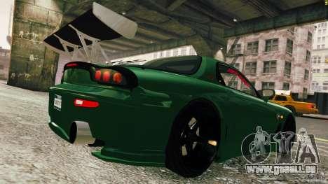 Mazda RX-7 für GTA 4 linke Ansicht