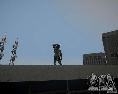 Batman: The Dark Knight pour GTA 4 troisième écran