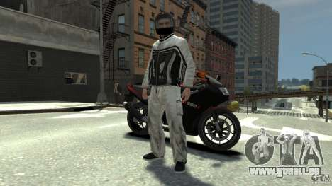 BIKER BOYZ Clothes and HELMET Version 1.1 pour GTA 4 secondes d'écran