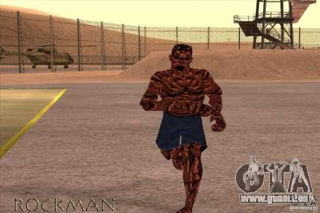 Créatures mystiques pour GTA San Andreas