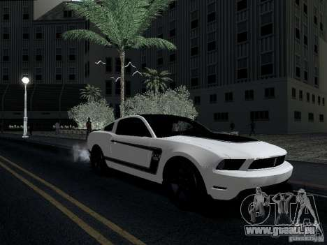 ENBSeries by Shake für GTA San Andreas dritten Screenshot