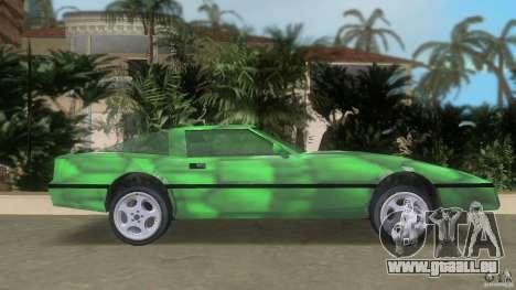 Reptilien banshee für GTA Vice City linke Ansicht