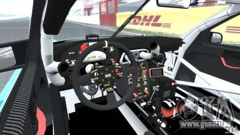 Porsche GT3 RSR 2008 für GTA 4 rechte Ansicht