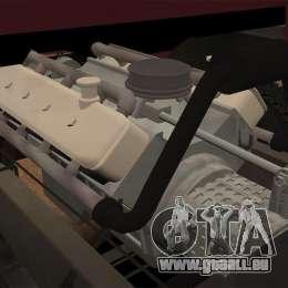 KAMAZ 5410 für GTA 4 rechte Ansicht