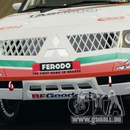 Mitsubishi Montero EVO MPR11 2005 v1.0 [EPM] für GTA 4-Motor