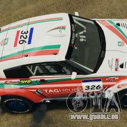 Mitsubishi Montero EVO MPR11 2005 v1.0 [EPM] pour GTA 4 est un droit