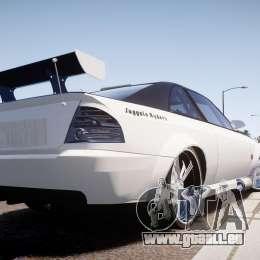 Sultan RS 3.0 für GTA 4 linke Ansicht
