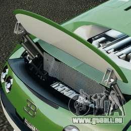 Bugatti Veyron 16.4 Super Sport 2011 v1.0 [EPM] für GTA 4 Räder