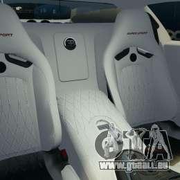 Bugatti Veyron 16.4 Super Sport 2011 v1.0 [EPM] für GTA 4 Innenansicht