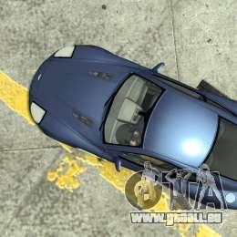 Aston Martin Vanquish S pour GTA 4 est un droit