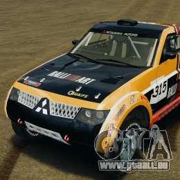 Mitsubishi Montero EVO MPR11 2005 v1.0 [EPM] für GTA 4