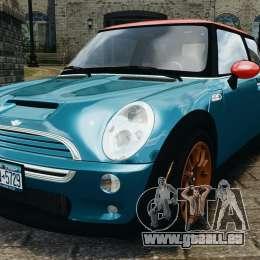 Mini Cooper S v1.3 für GTA 4