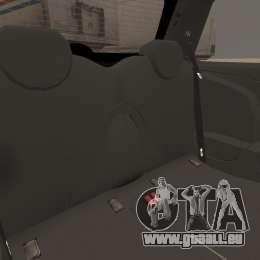 Mini Cooper S v1.3 für GTA 4 Seitenansicht