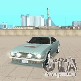 Aston Martin V8 pour GTA San Andreas