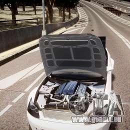 Sultan RS 3.0 für GTA 4 Innenansicht