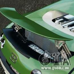 Bugatti Veyron 16.4 Super Sport 2011 v1.0 [EPM] für GTA 4-Motor