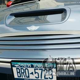 Mini Cooper S v1.3 für GTA 4 Unteransicht