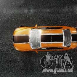 BMW M5 e60 Emre AKIN Edition für GTA 4 rechte Ansicht