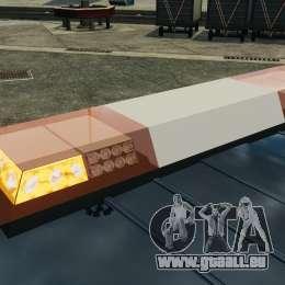 Ford Transit Joen Loka [ELS] pour GTA 4 Salon