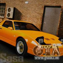 Pontiac Firebird Trans Am GTA 1987 [EPM] für GTA 4