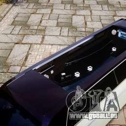 Rolls Royce Phantom Sapphire Limousine Disco für GTA 4 Innen
