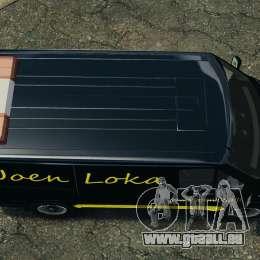 Ford Transit Joen Loka [ELS] pour GTA 4 est un droit
