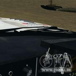 Mitsubishi Montero EVO MPR11 2005 v1.0 [EPM] pour GTA 4 roues