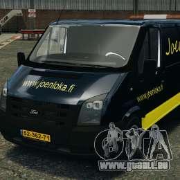 Ford Transit Joen Loka [ELS] pour GTA 4