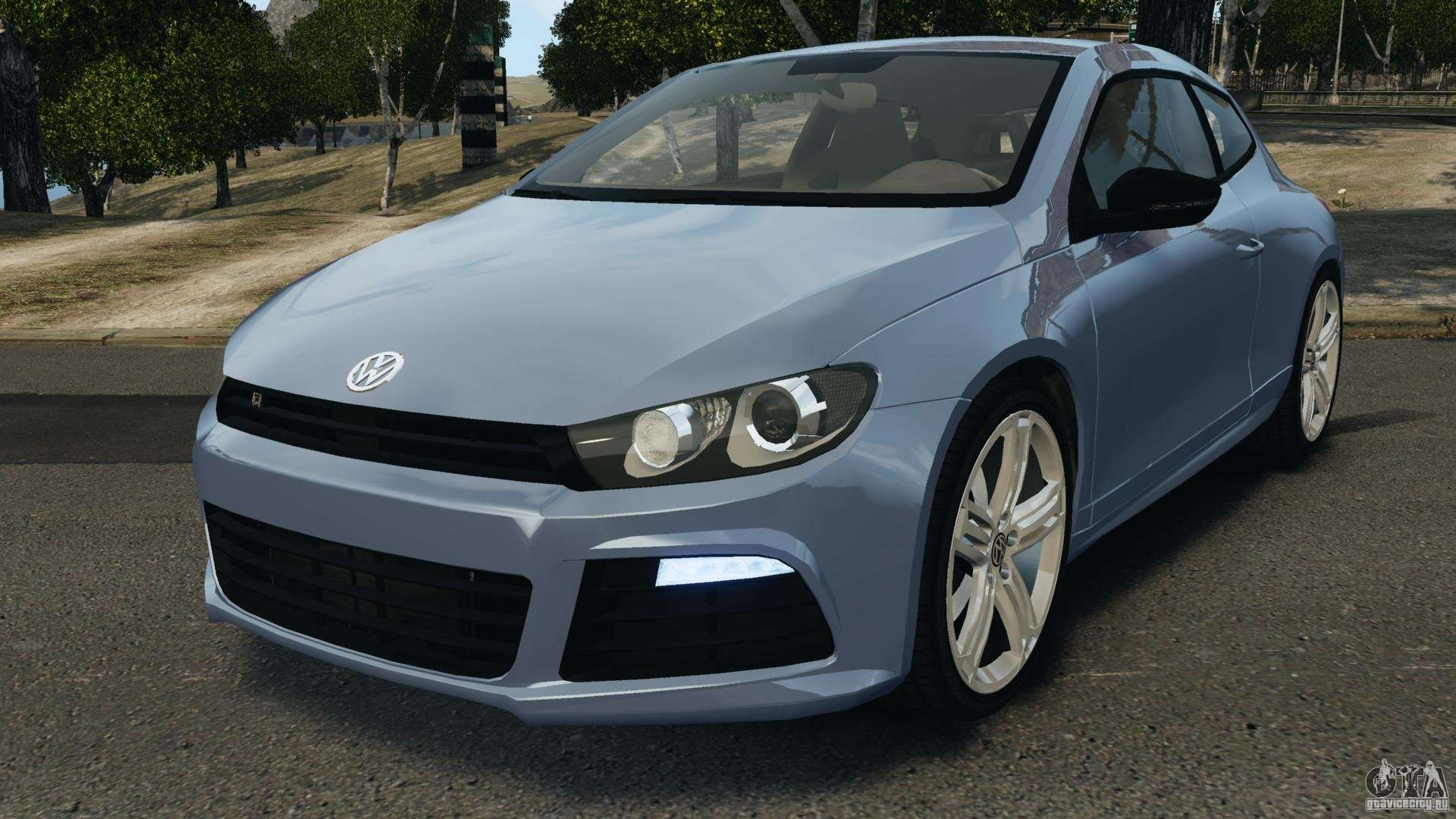 volkswagen scirocco r v1 0 pour gta 4. Black Bedroom Furniture Sets. Home Design Ideas