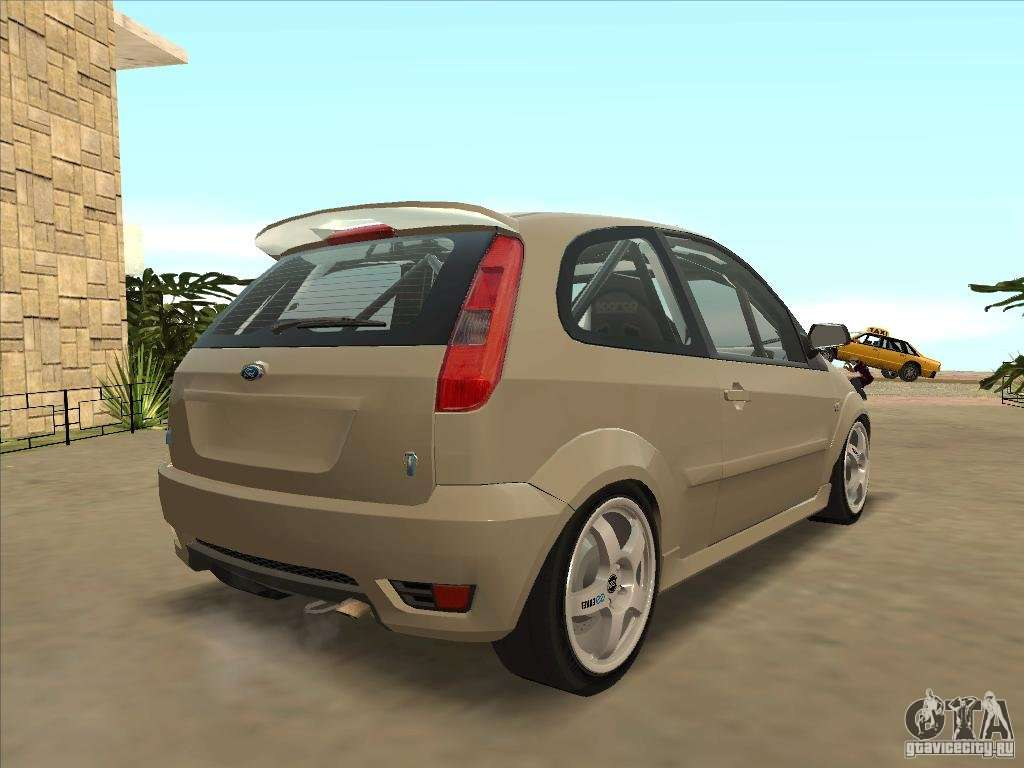 ford fiesta st pour gta san andreas. Black Bedroom Furniture Sets. Home Design Ideas