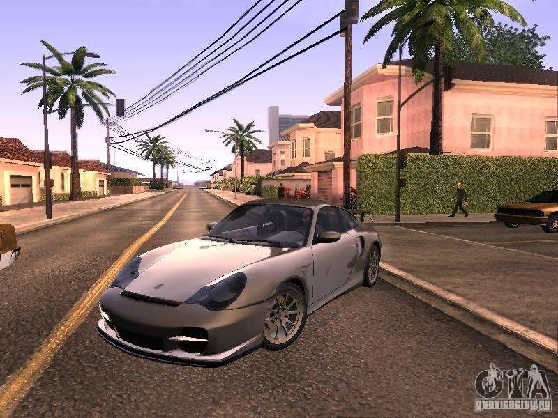 porsche 911 gt2 996 pour gta san andreas. Black Bedroom Furniture Sets. Home Design Ideas