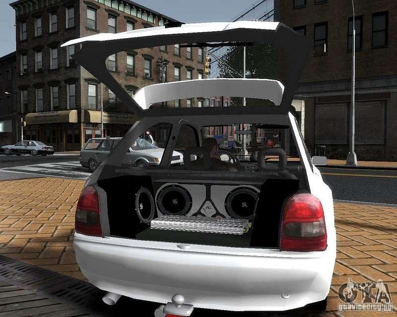 Opel Corsa B Tuning f&...