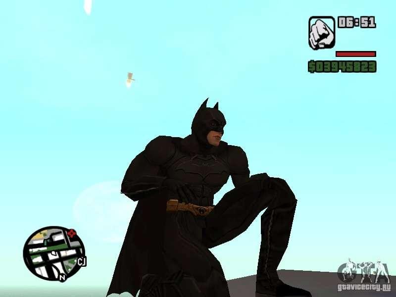 Batman pour gta san andreas - Telecharger batman begins ...