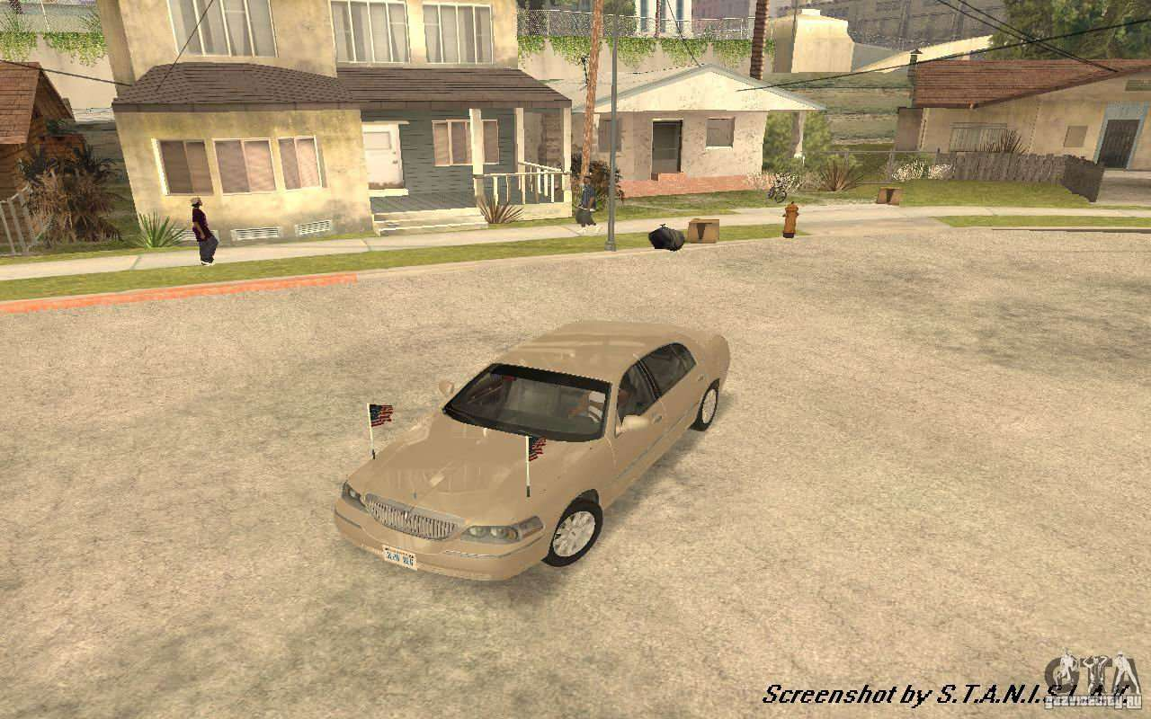 Gta Sa Secret Service Car