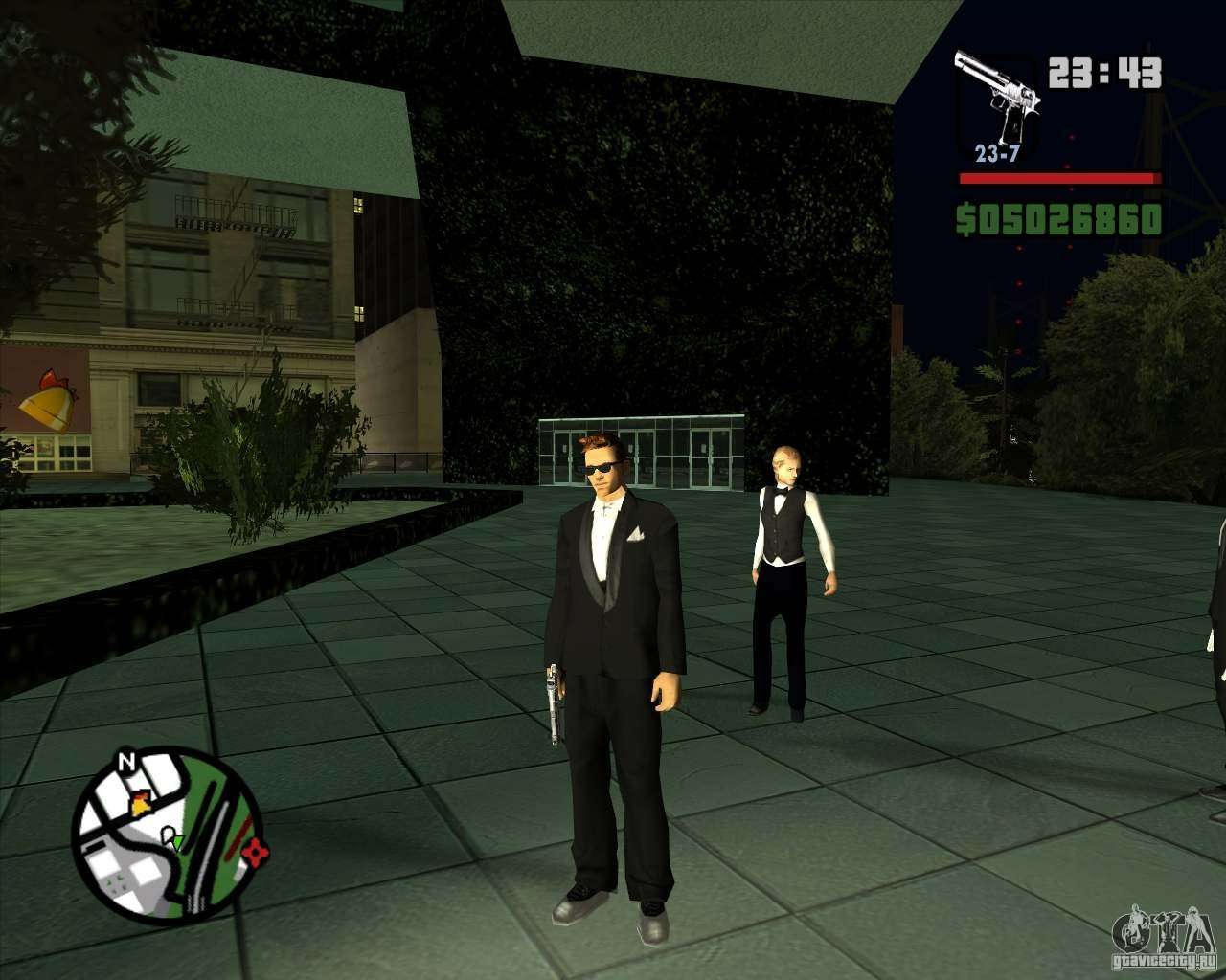 Claude Speed beta4 für GTA San Andreas
