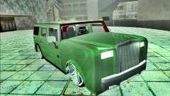 Hummer H2 Phantom