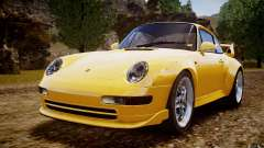 Porsche 911(993) GT2 1995 pour GTA 4