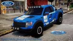 Ford F150 Racing Raptor XT 2011 für GTA 4