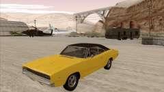 Dodge Charger RT 1968 Bullit clone