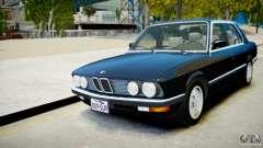 BMW 535 E28 pour GTA 4