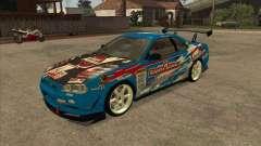 Nissan Skyline GT-R R34 Super Autobacs pour GTA San Andreas