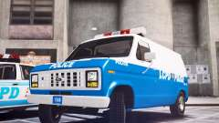 Ford E-150 LCPD