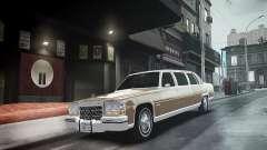 Cadillac Fleetwood 1985