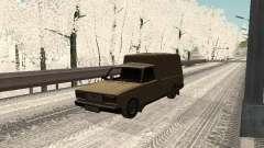 IZH 27175 édition hiver